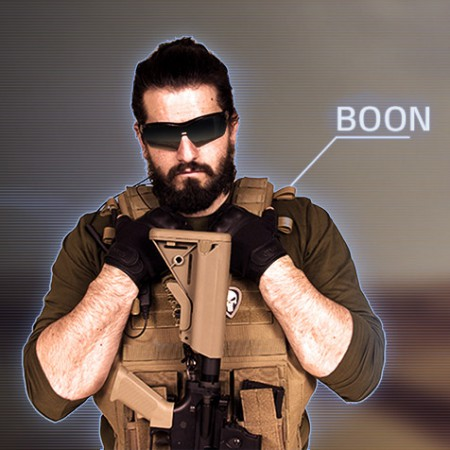 "Boon : Tenue d'Airsoft contractor inspirée du film ""13 Hours"""
