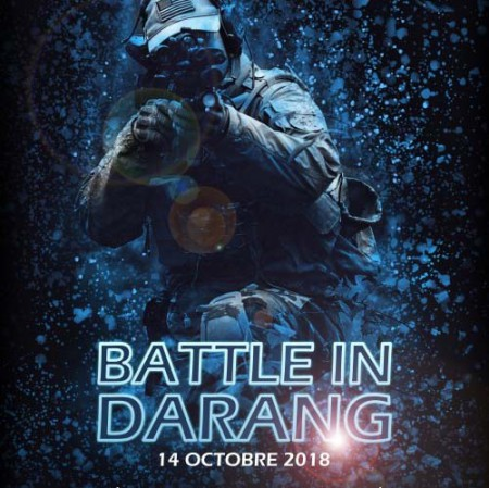 OP Heritage-Airsoft & Scarabe-Airsoft Battle in Darang