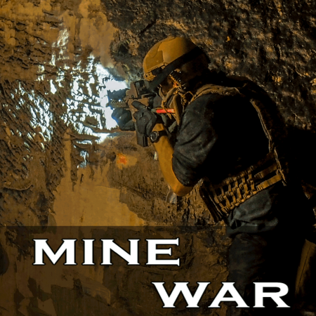 Mine War on video!