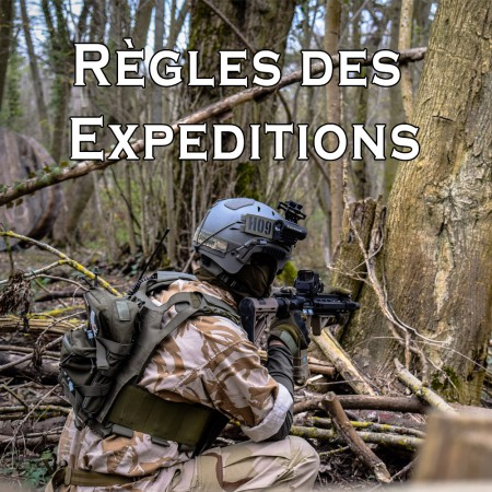 Les règles des expeditions Heritage-Airsoft